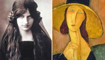 Реальные фото женщин со знаменитых портретов