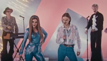 11 миллионов просмотров за один день набрал официальный клип группы Little Big для Евровидения