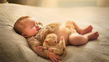 Трогательный проект известного английского фотографа: «Малыши и карапузы»