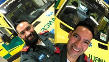 Чтобы продолжать спасать жизни, врач-мусульманин сбрил бороду, которую носил больше 10 лет