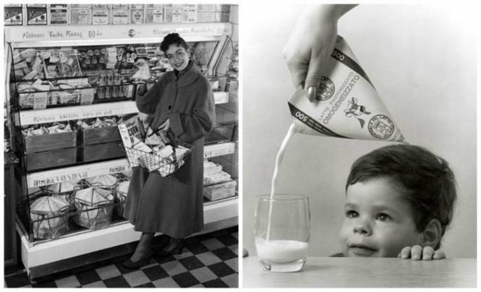 А вы знаете, почему в СССР молоко упаковывалось в «треугольники»?