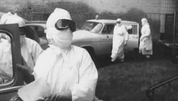 По какой причине в Москве в 1959 году произошла вспышка чёрной оспы, и как её сумели победить