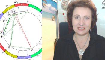 [Видео] В декабре прошлого года астролог Ирина Абдраимова предсказала миру тяжелые времена с января 2020 по март 2021