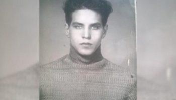 Благодаря одному фото, сделанному десятилетия назад, дед стал звездой интернета