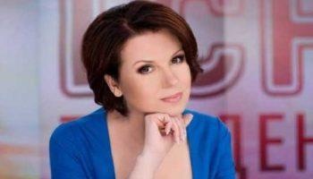 Алла Мазур, телеведущая ТСН, возвращается в эфир после тяжелой болезни