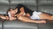 12 фото настоящих папочек, которые не боятся показаться слабыми и не стесняются проявлять свои чувства