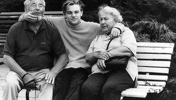 Оказывается, у Леонардо Ди Каприо, бабушка из России