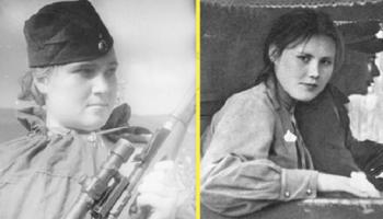 15 фотографий оподвиге советских женщин-героинь