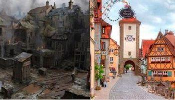 Исторические факты того, как немцев приучили к чистоте