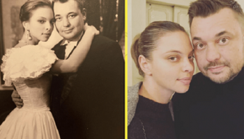 Трогательные фото Сергея Жукова с супругой