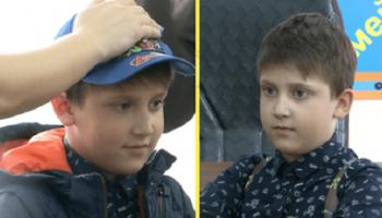8-летний Витя спас 4-х летнего малыша, тонущего в болоте