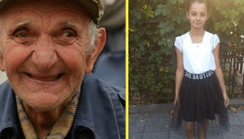 10-летняя Яна спасла лежащего на земле пенсионера, мимо которого проходили равнодушные люди