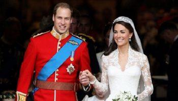 Принц Уильям и Кейт Миддлтон отметили девятую годовщину свадьбы