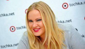 Актриса Олеся Жураковская, удивила своих поклонников, похудев на 30 кг