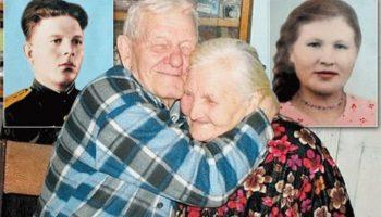 Молодожены были в браке всего 3 дня…. Затем, их разлука длилась 60 лет