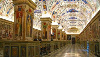 Библиотека Ватикана: уникальное место в мире, где собрано все знания о человечестве