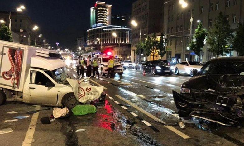 Страшная авария унесла жизнь водителя