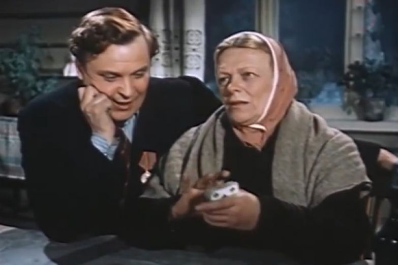 Звезда так убедительно сыграла Лукерью, что зрители решили: сама актриса страдает от алкоголизма