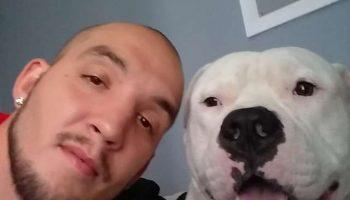 Рэнди Эстер продал свою машину, чтобы спасти жизнь собаке
