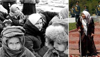 Женщина-легенда в годы войны стала матерью для 160 детей, эвакуированных из блокадного Ленинграда