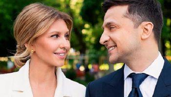 Елена Зеленская, жена президента Украины, заболела COVID-19