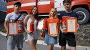 Подростки из Новокузнецка спасли целый поселок от пожара и теперь их называют героями