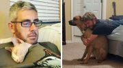 20 мужчин, которые наотрез отказывались заводить животных в дом, а теперь любят их больше, чем собственных детей