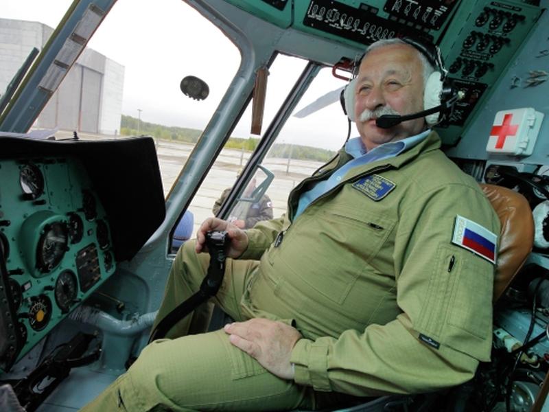Как Леонид Якубович стал летчиком