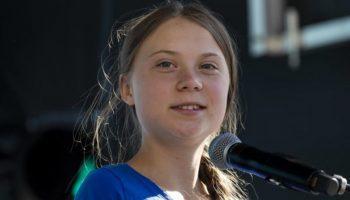 17 летняя эко-активистка Грета Тунберг получила миллион евро в качестве премии