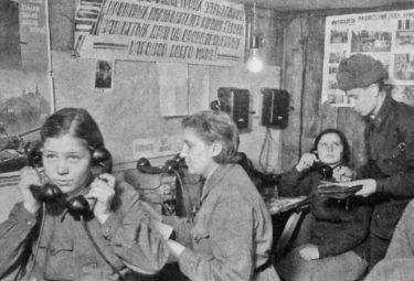 Связистки, медсестры, топографы - женщин на фронте было достаточно.