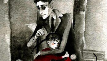Франц Кафка встретил девочку, которая плакала, потому что потеряла любимую куклу