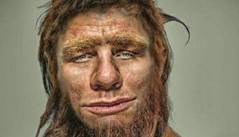 Ну и физиономии у этих знаменитостей, которых перерисовали в неандертальцев