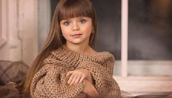 Настя Князева, самая красивая девочка в мире, поменяла свой имидж