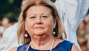 Впервые за долгое время, 70-летняя Ирина Муравьева показалась на публике