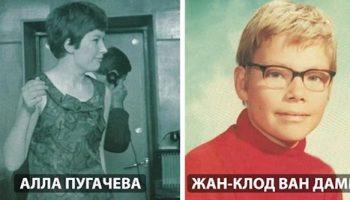 15 фотографий, на которых вы не узнаете знаменитостей без подсказки