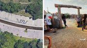 15 необычных вещей, обнаруженных при помощи Google Maps
