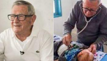 Детей из бедных семей, бесплатно лечит 92-х летний педиатр