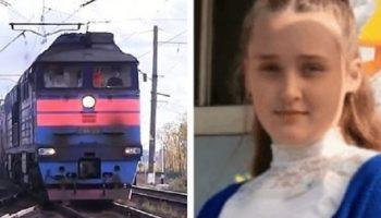 Бросившись под поезд, 11 летняя девочка спасла 2-летнего малыша