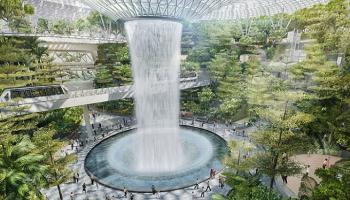Уникальный аэропорт Сингапура, не имеющий аналогов в мире