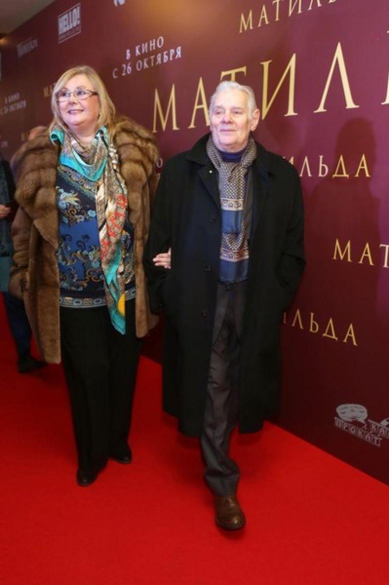 Артисты прожили вместе 52 года