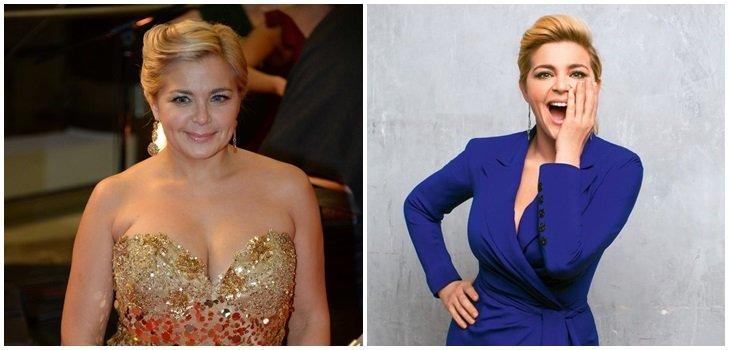 Как Ирина Пегова похудела на самом деле, фото до и после, диета и меню