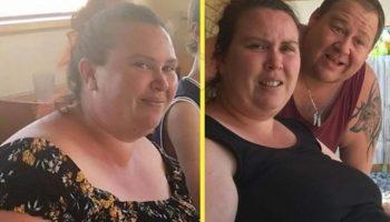 Увидев себя на неудачном фото, мама 4-х детей сбросила больше 50 кг