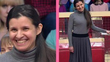 Как «Модный приговор» преобразил 37-летнюю женщину, предпочитающую выглядеть, как серая мышка