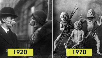 17 исторических фото реальной жизни людей, о которых раньше мало кто догадывался