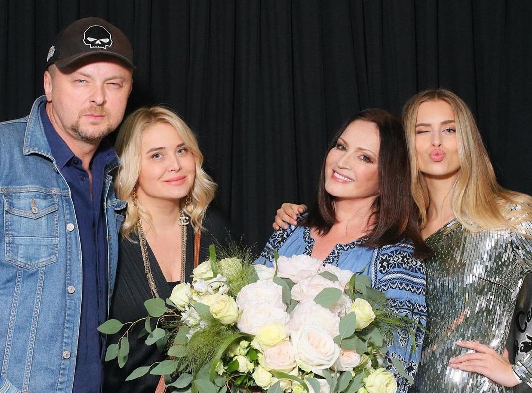 София Ротару опубликовала фото с семьей