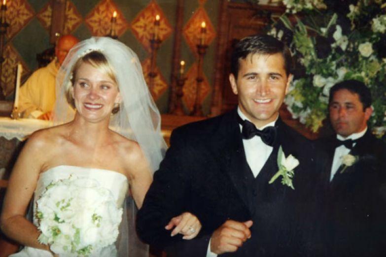 Перед смертью Мелисса Харрингтон Хьюз успела сказать мужу, как сильно его любит