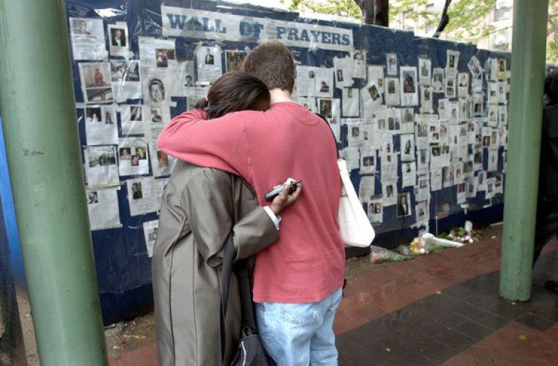 Память о погибших не меркнет с годами