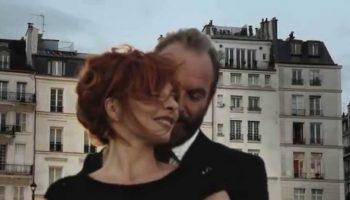 Стинг и Милен Фармер: чувственный и страстный клип о любви!