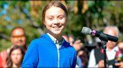 Отец разбушевавшейся девочки, фанатеющей от экологической активистки Греты Тунберг не растерялся и выдвинул ей свой ответ, который даже напечатали в одной из местных газет