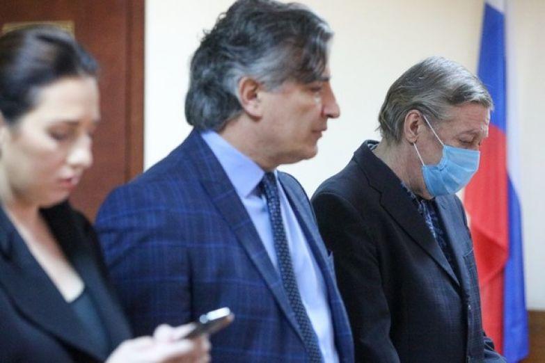 Эльман Пашаев защищал Михаила Ефремова